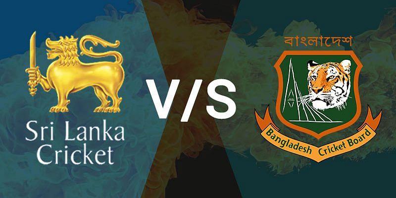 क्रिकेट : टेस्ट सीरीज के लिए श्रीलंका पहुंची बांग्लादेश की टीम