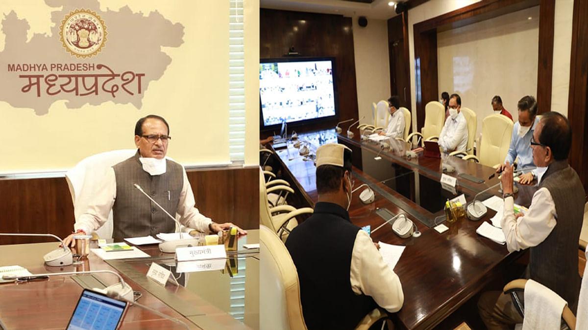 CM ने क्राइसिस मैनेजमेंट कमेटी की ली बैठक, कोरोना नियंत्रण को लेकर की चर्चा