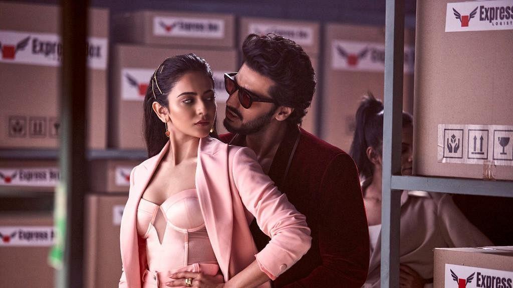 अर्जुन कपूर और रकुल प्रीत का गाना 'दिल है दीवाना' रिलीज