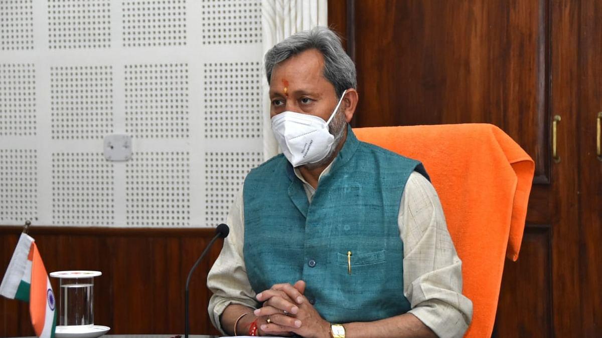 उत्तराखंड के CM ने संतों व श्रद्धालुओं से PM की अपील मानने का किया अनुरोध