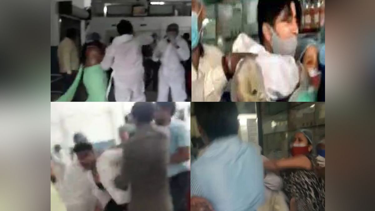 इंदौर के अस्पताल में बिल की राशि को लेकर हुआ विवाद, डॉक्टर-परिजन में मारपीट
