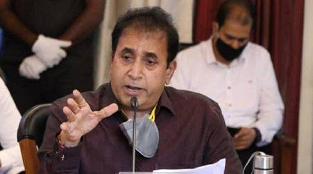 महाराष्ट्र के गृह मंत्री अनिल देशमुख ने दिया इस्तीफा और कही ये बात...