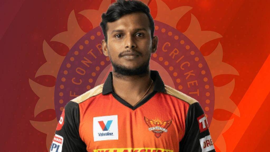 आईपीएल : नटराजन की घुटने की चोट गंभीर, शेष आईपीएल से बाहर होना तय