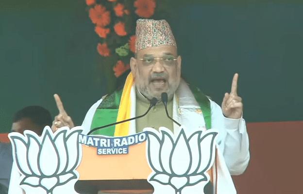 दार्जिलिंग जनसभा में शाह का दावा- BJP करेगी गोरखा समस्या का राजनीतिक समाधान