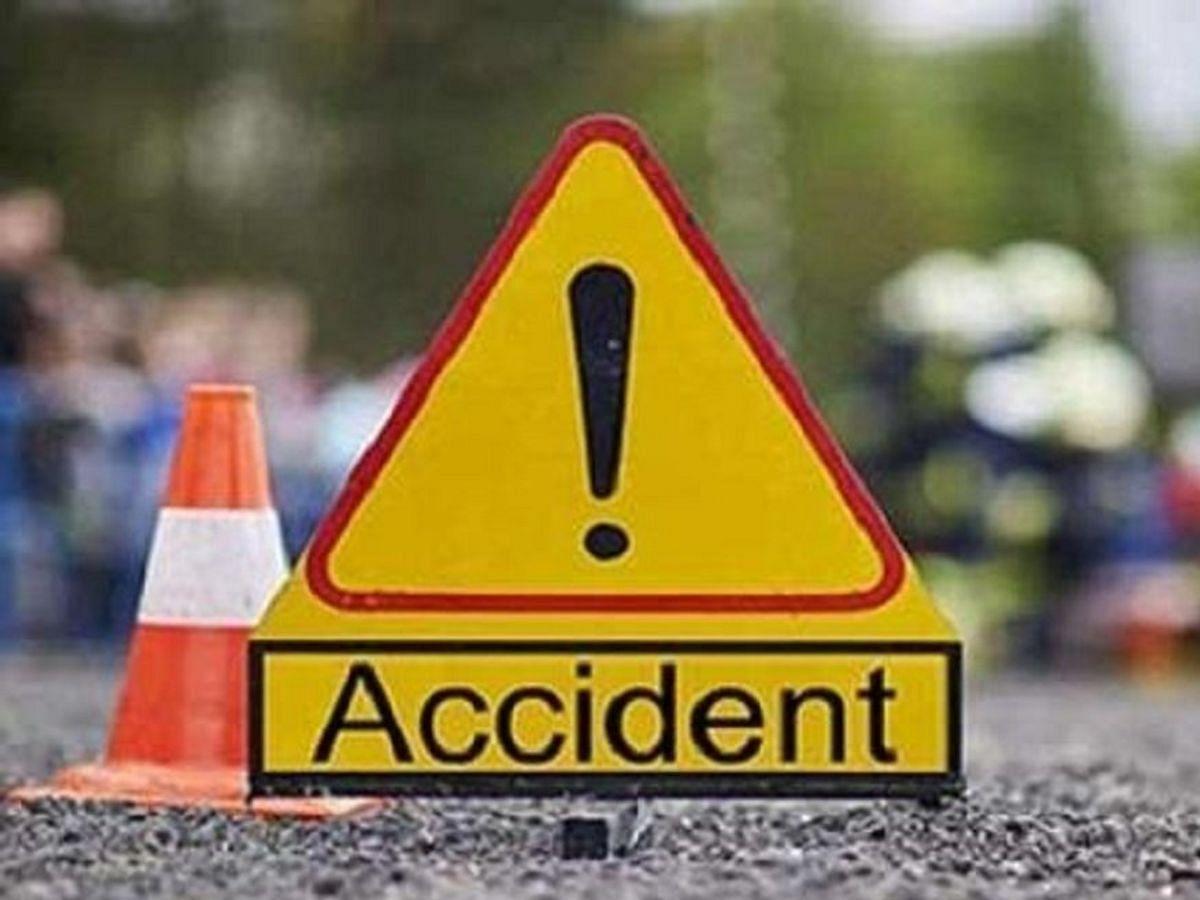कार की टक्कर से एक चरवाह की मौत, पांच घायल