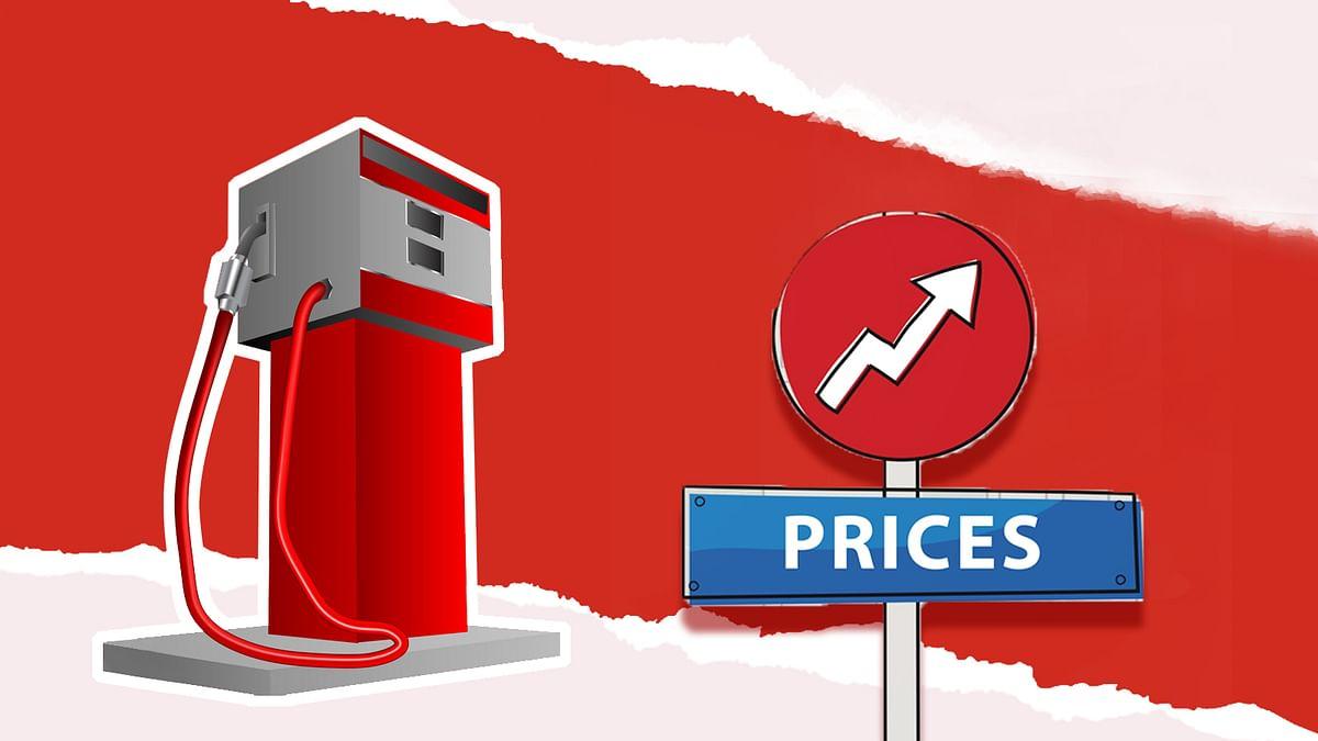 संकट में पेट्रोल और डीजल के दामों में हुआ इजाफा,102 रुपए के पार पहुंचा दाम