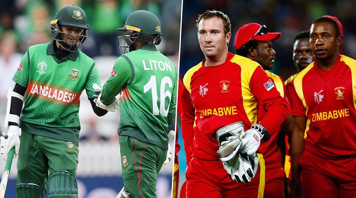 बंगलादेश के जिम्बाब्वे दौरे से एक टेस्ट घटा कर एक टी-20 मैच बढ़ाया गया