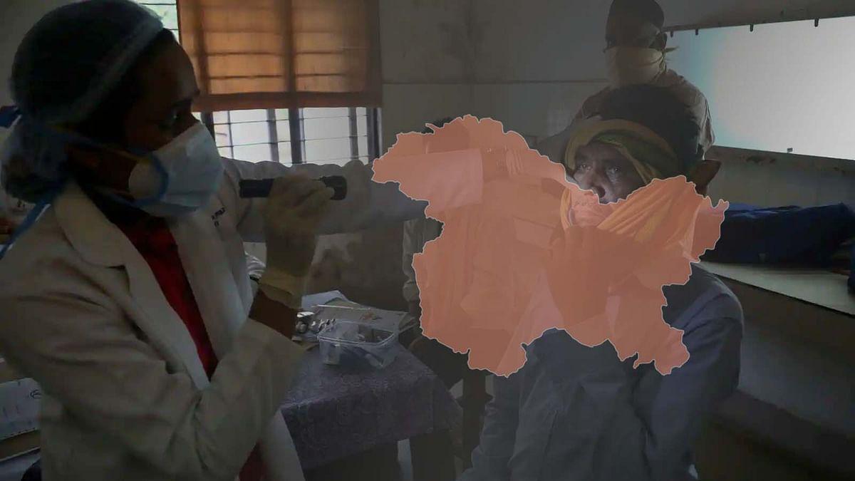 जम्मू-कश्मीर में ब्लैक फंगस को अधिसूचित बीमारी किया घोषित