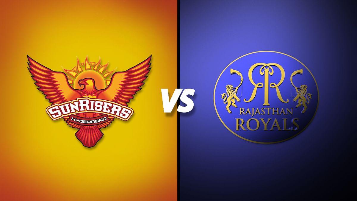 आईपीएल: सबसे फिसड्डी दो टीमों राजस्थान और हैदराबाद के बीच होगा कड़ा मुकाबला
