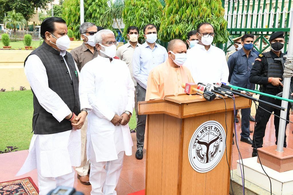 UP सरकार किसानों के हितों के लिए पूरे समर्पित भाव के साथ कार्य कर रही: योगी