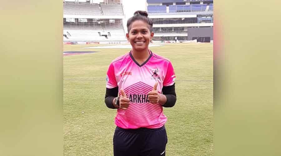 इंद्राणी रॉय का भारतीय टीम में चयन होने पर बधाईयों का लगा तांता