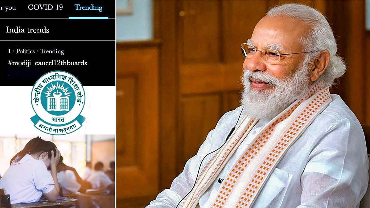 #modiji_cancel12thboards: क्या PM मोदी स्वीकार करेंगे छात्रों की अपील...
