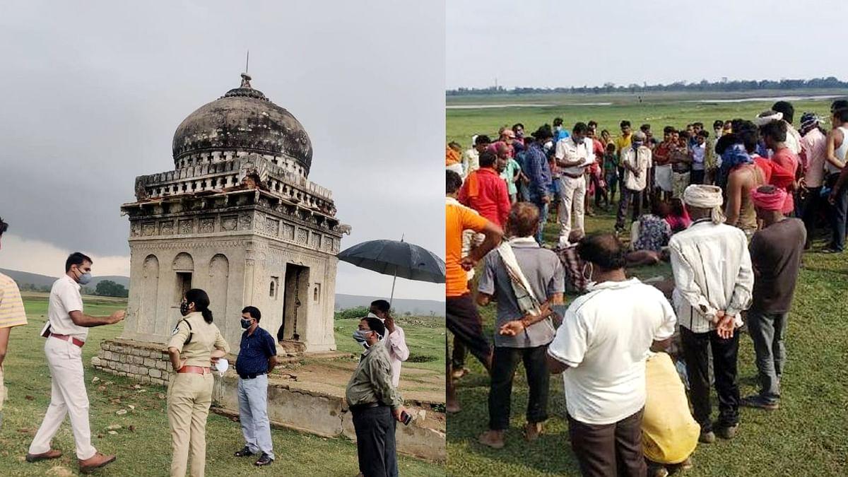 MP में आकाशीय बिजली का बरपा कहर, सतना जिले में बिजली गिरने से 7 की माैत