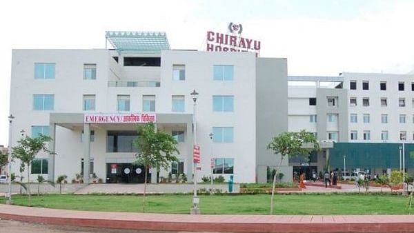 भोपाल: अस्पताल की 5वीं मंजिल से कूदकर कोरोना संक्रमित मरीज ने की आत्महत्या