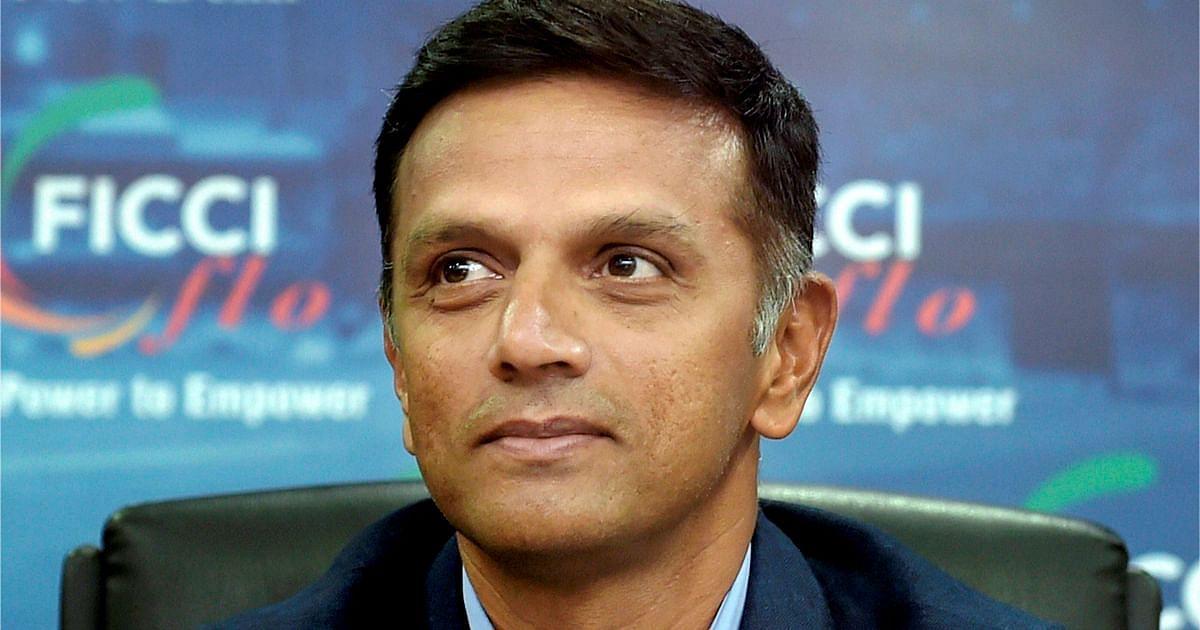 श्रीलंका दौरे पर भारत की सफेद गेंद टीम के कोच हो सकते हैं राहुल द्रविड़