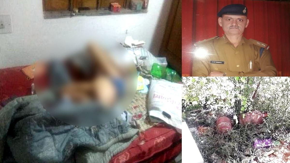 ग्वालियर: कोरोना कर्फ्यू में रिटायर्ड एएसआई की हत्या, बेड पर पड़ा मिला शव
