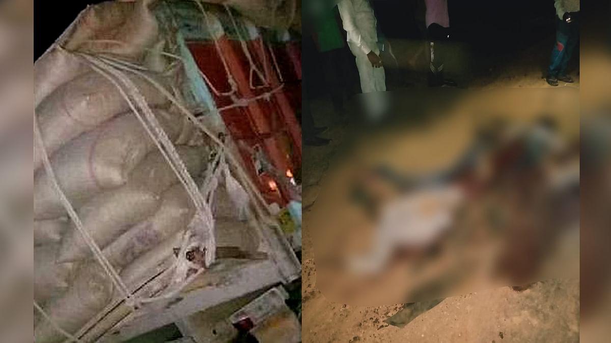 बालाघाट में भीषण हादसा: ट्रक ने बाइक को मारी जोरदार टक्कर, 3 की मौत