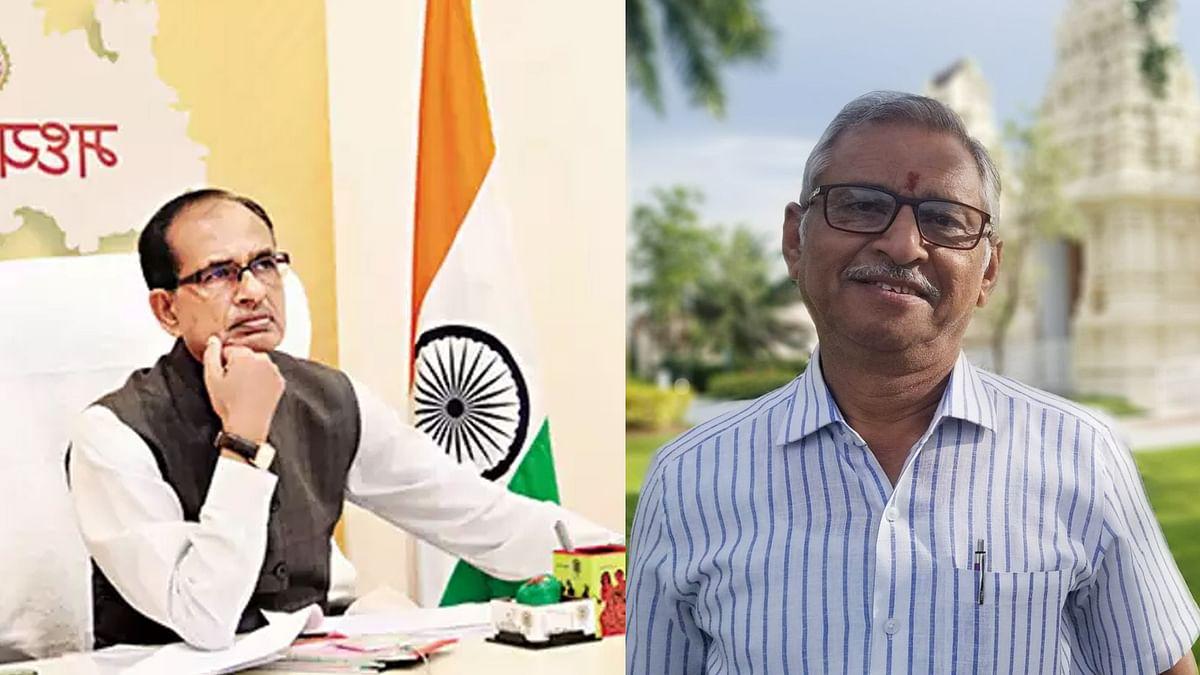 CM चौहान ने वरिष्ठ पत्रकार राजेन्द्र श्रीवास्तव के निधन पर किया शोक व्यक्त