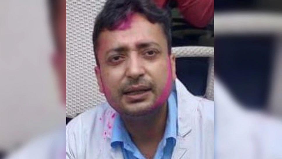 दिल्ली: मैक्स अस्पताल के डॉक्टर विवेक राय ने लगाई फांसी, मिला सुसाइड नोट