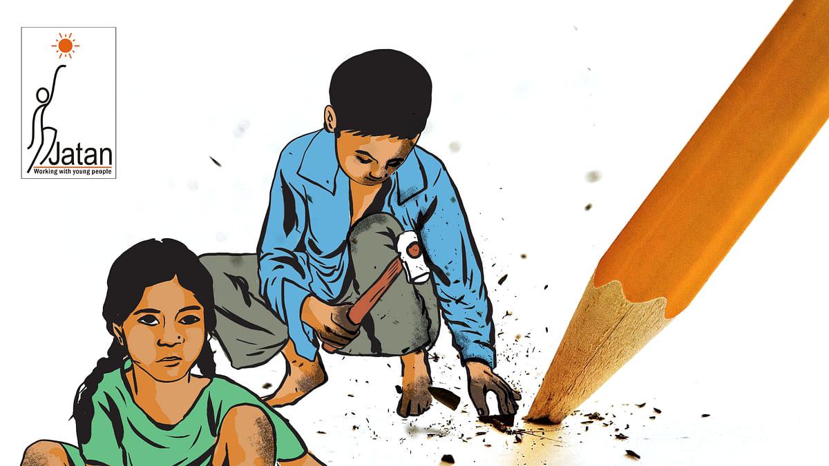 जतन संस्थान ने कोरोना के दौरान बाल श्रम के खिलाफ शुरू किया जागरूकता अभियान