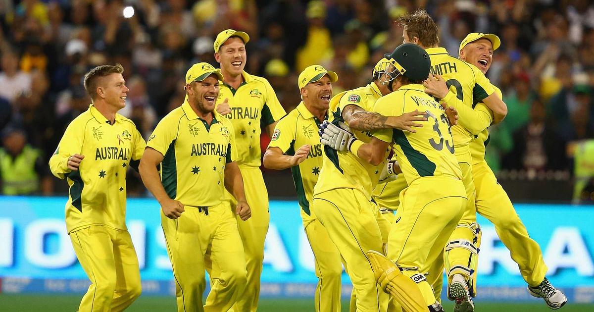 स्वदेश पहुंचा आईपीएल में शामिल हुआ ऑस्ट्रेलियाई दस्ता