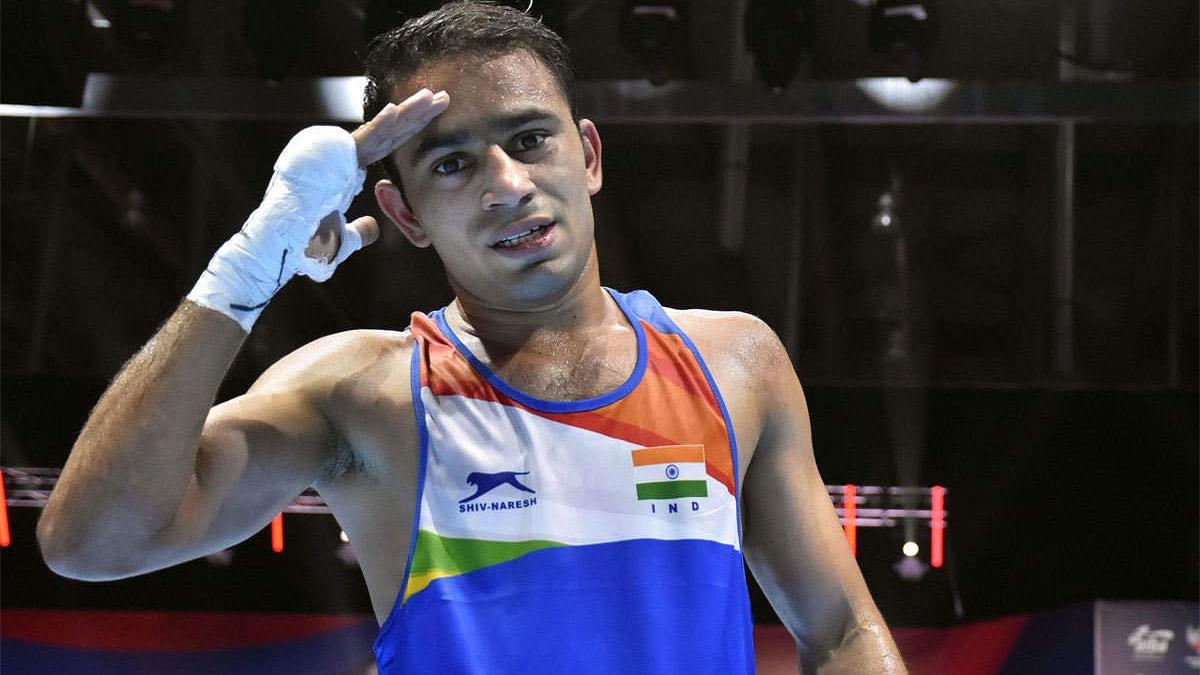 स्वर्ण हासिल करने उतरेंगे तीन भारतीय पुरुष मुक्केबाज