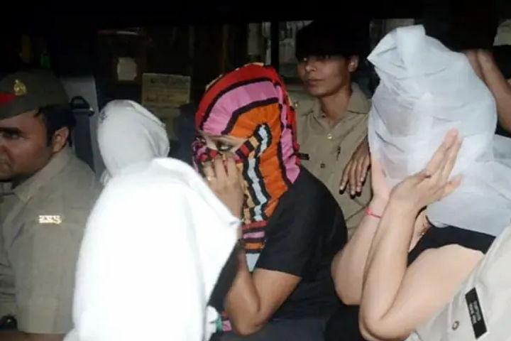 उत्तर प्रदेश : कोरोना काल में प्रयागराज से हुआ सेक्स रैकेट का खुलासा