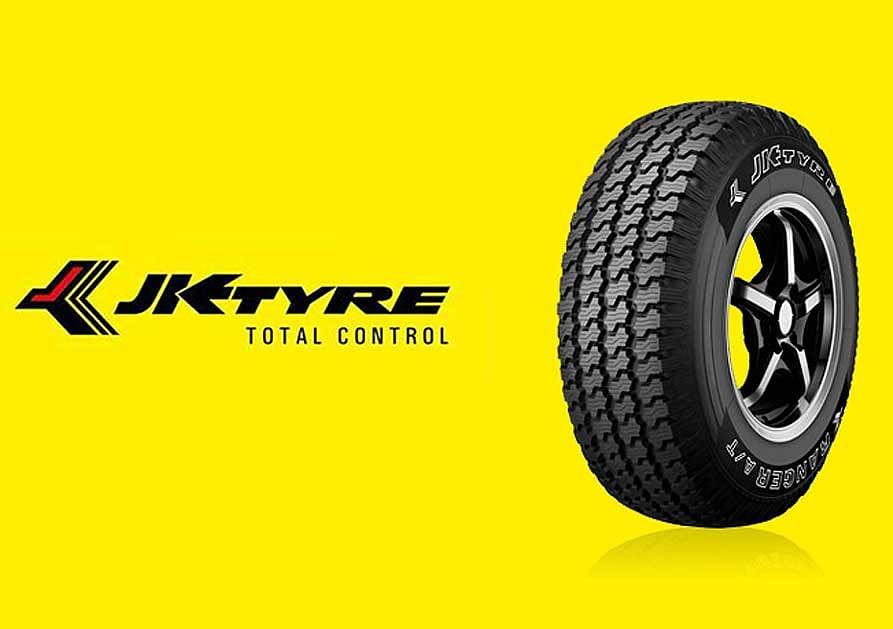 जेके टायर का राजस्व 63 फीसदी बढ़ा