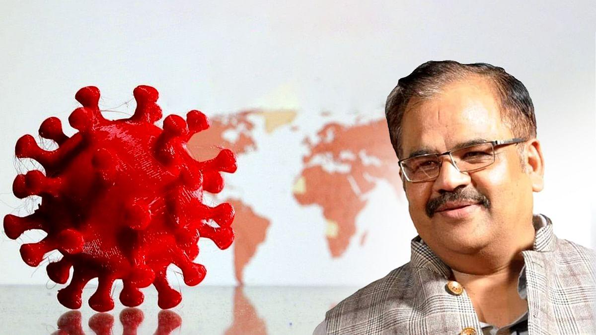 कांग्रेस प्रवक्ता दुर्गेश शर्मा का कोरोना से निधन, कई नेताओं ने जताया शोक