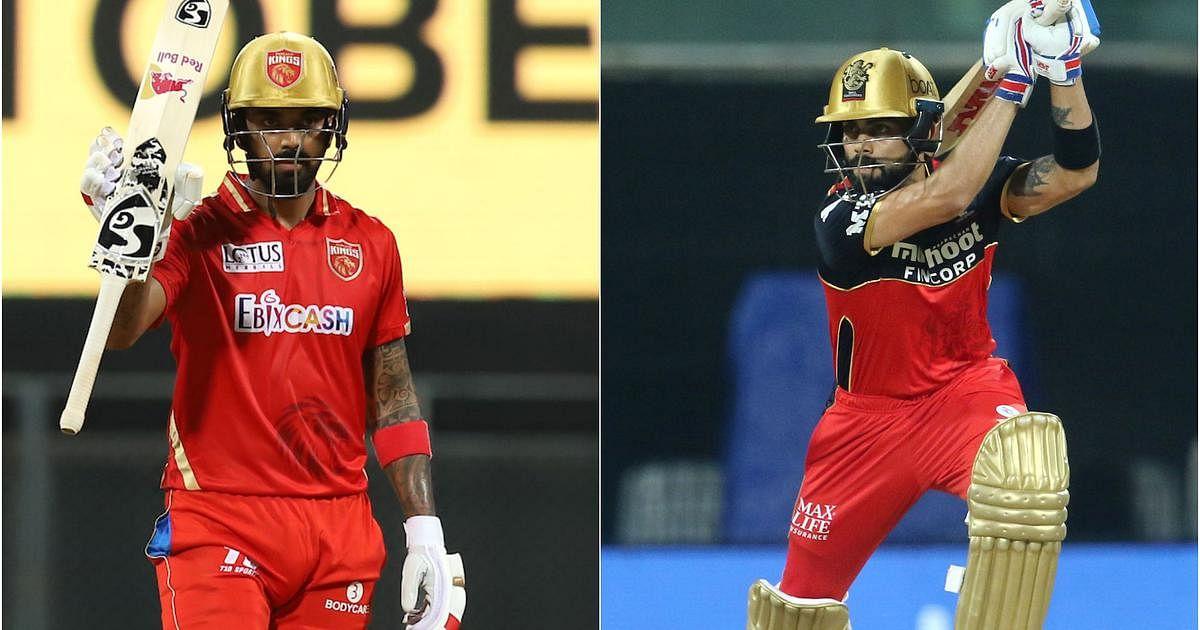 राहुल और हरप्रीत बरार के आगे हारा आरसीबी, पंजाब किंग्स 34 रन से जीता