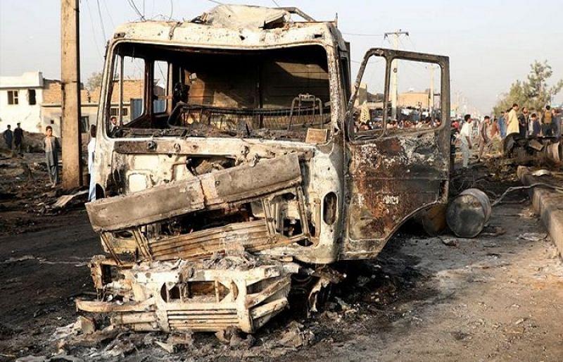 अफगानिस्तान में बम विस्फोट में 11 लोगों की मौत