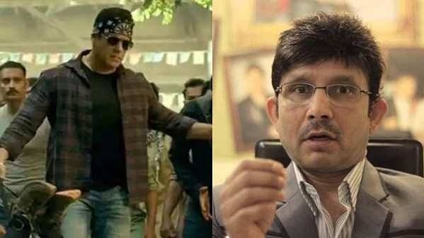 Radhe पर निगेटिव रिव्यू कर फंसे KRK, सलमान खान ने दर्ज कराया मानहानि का केस