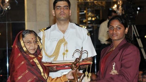 अर्जुन पुरस्कार विजेता तेजस्विनी को 2 लाख रुपये की वित्तीय सहायता को मंजूरी