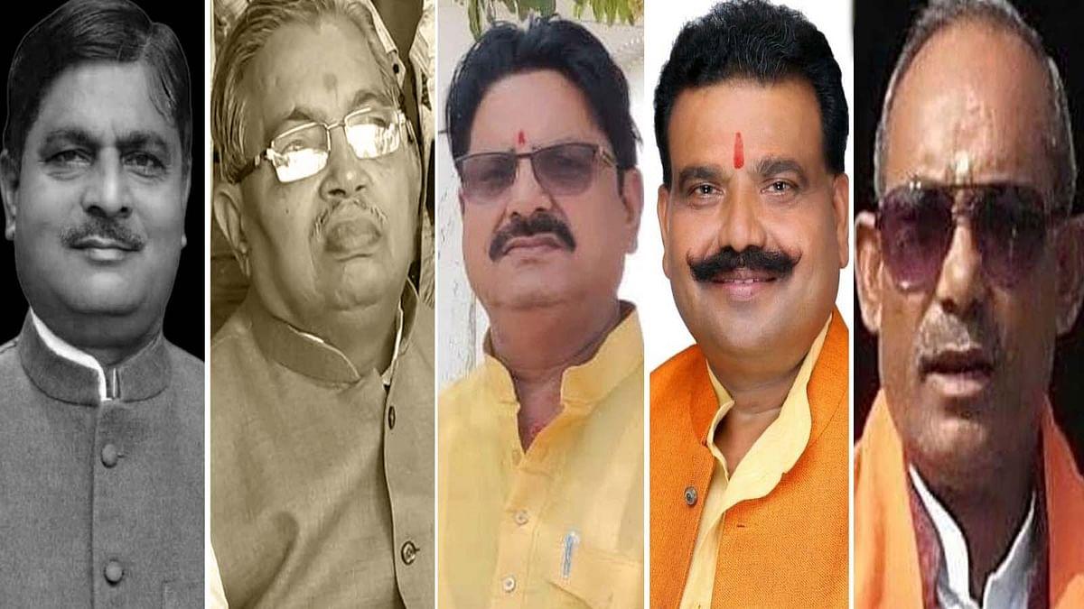 कोरोना की दूसरी लहर-संक्रमण से जूझते 1 महीने में UP के 5 BJP नेताओं की मौत