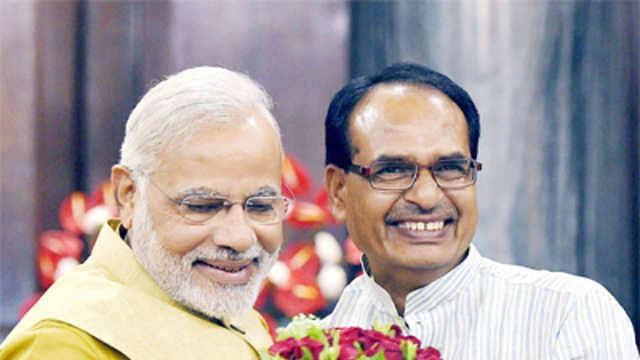 PM मोदी के देश की सेवा में 7 वर्ष पूर्ण होने पर CM शिवराज ने दी शुभकामनाएं
