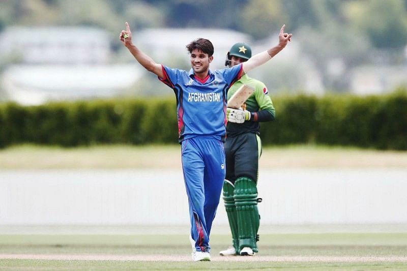 केंट की तरफ से खेलेंगे अफगानिस्तान के कैस अहमद