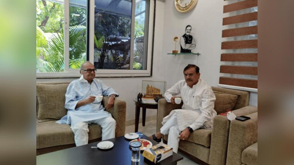 पूर्व मंत्री मलैया ने BJP अध्यक्ष शर्मा से की भेंट,शोकॉज नोटिस का दिया जवाब