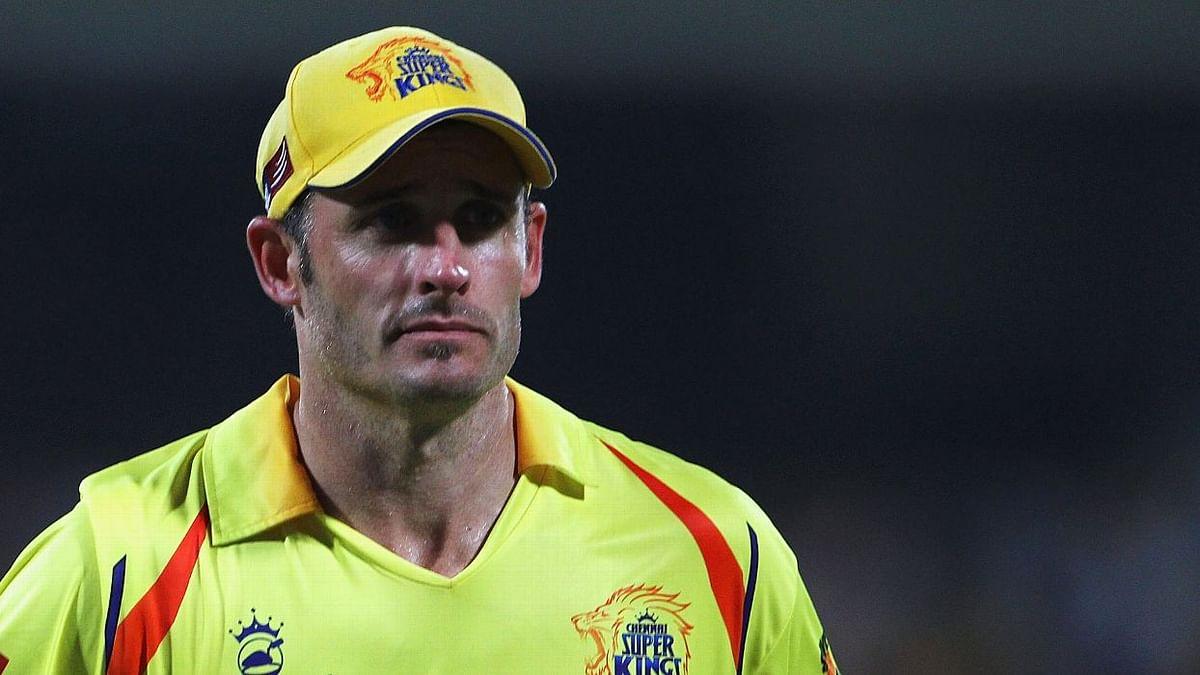चेन्नई सुपर किंग्स के बल्लेबाजी कोच माइक हसी कोरोना संक्रमित