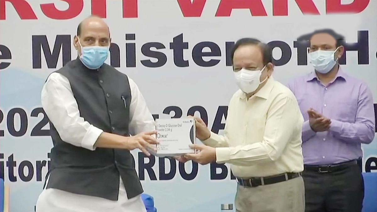 कोरोना को भगाने का एक ओर नया हथियार- DRDO की एंटी कोविड दवा 2DG लॉन्च