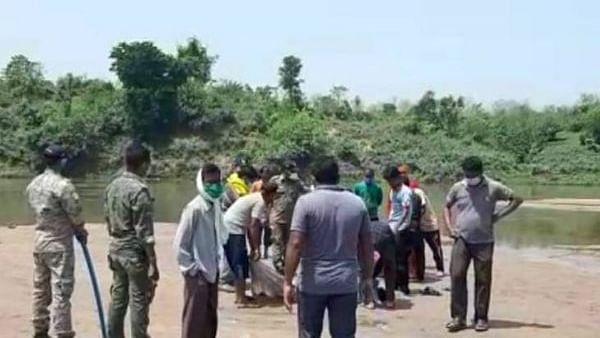 बालाघाट में दुखद घटना: नदी में नहाने गए 2 नाबालिग की डूबने से हुई मौत