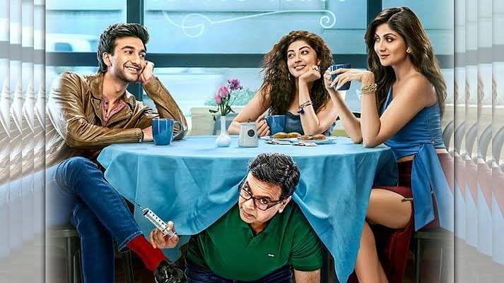 OTT प्लेटफॉर्म पर रिलीज होगी परेश रावल और शिल्पा शेट्टी  की 'हंगामा 2'