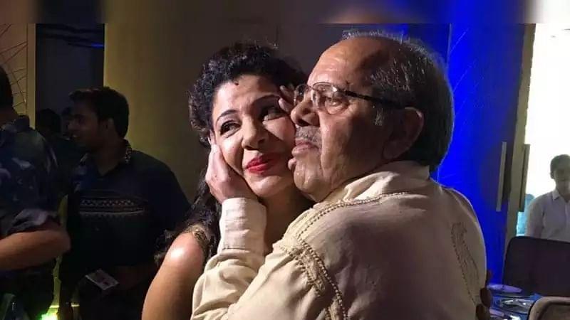संभावना सेठ के पिता को हुआ कोरोना, सोशल मीडिया पर लगाई मदद की गुहार