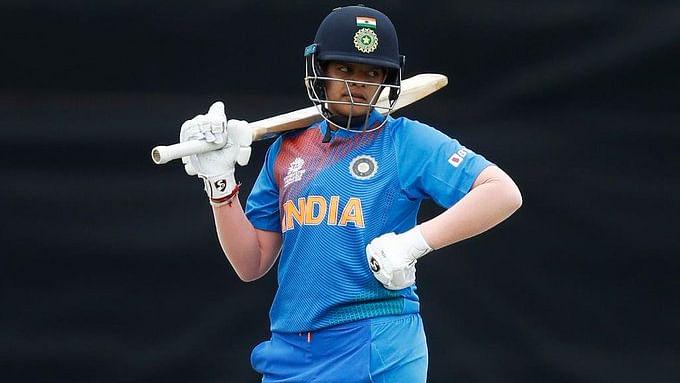 टेस्ट पदार्पण में सही गेंदों पर शॉट खेलना सीखना शेफाली वर्मा का लक्ष्य