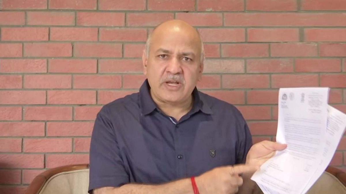 दिल्ली सरकार पर लगाया झूठा आरोप- BJP के आरोपों पर भड़के सिसोदिया
