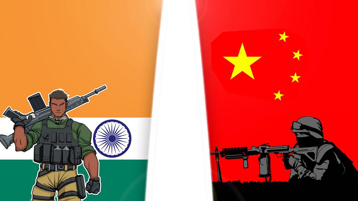 चीन की सेना एक बार फिर गलवान घाटी के पास भारतीय सीमा के बेहद करीब