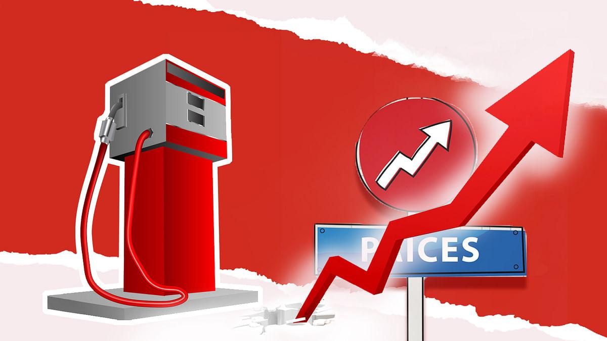 महीने के आखिरी दिन भी  नहीं थमी पेट्रोल डीजल की कीमतें
