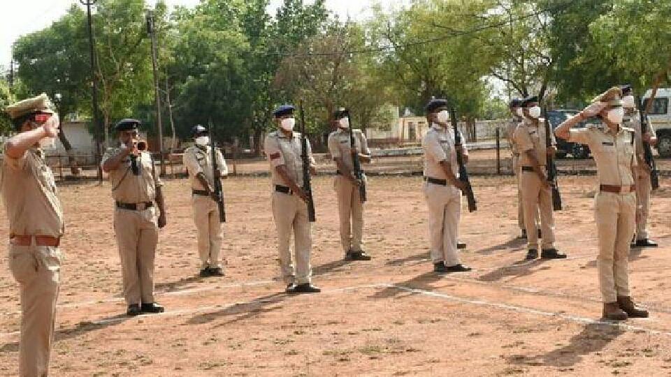 सब इंस्पेक्टर की हुई मौत, जबलपुर में गाइडलाइन के अनुसार किया अंतिम संस्कार