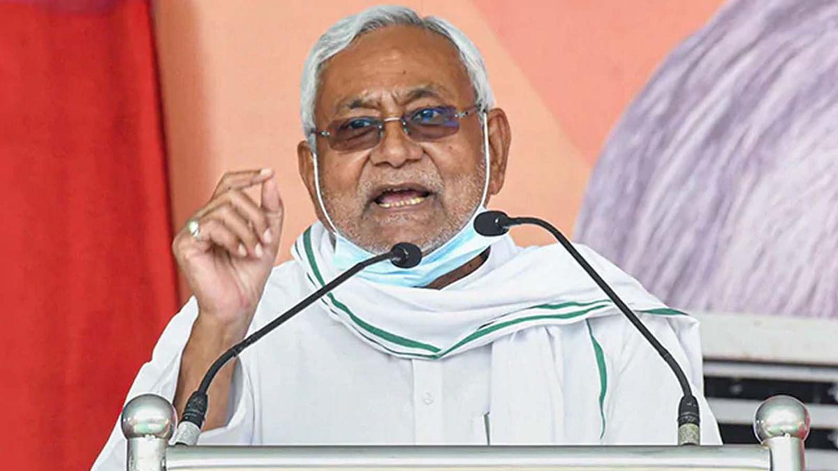 5 राज्यों के चुनाव में जीत हासिल करने वालों के लिए CM नितिश का बधाई संदेश