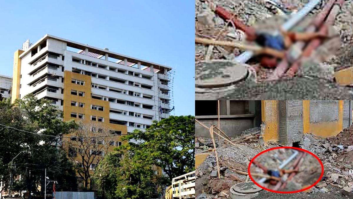 हमीदिया अस्पताल की 6वीं मंजिल से कूद कर कोरोना मरीज ने दी जान