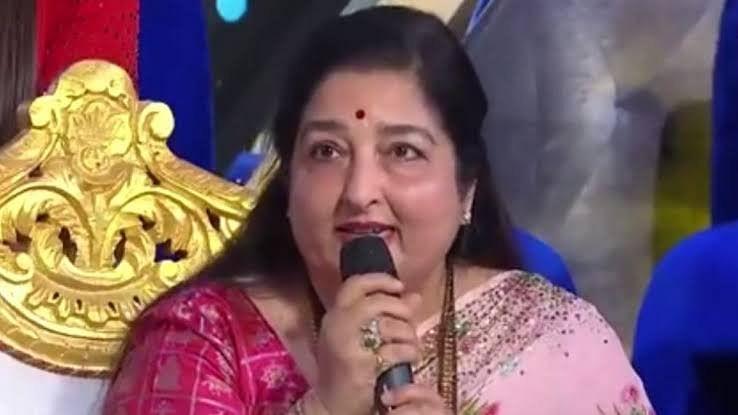 'इंडियन आइडल 12' विवाद पर बोलीं अनुराधा पौडवाल, कहा- 'मैं हैरान हूँ'